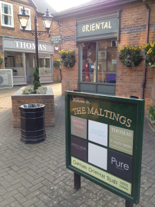 Welcome to The Maltings! Spring 2015
