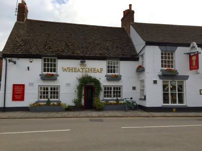 The Wheatsheaf on Northgate - a past winner of Best Licensed Premises